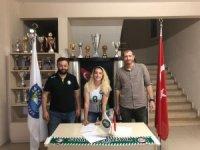 Salihli Belediyespor filede transfere başladı