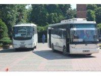 Turgutlu'da arefe günü mezarlıklara ulaşım ücretsiz