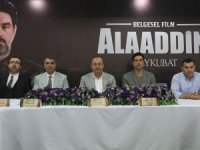 'Alaaddin' belgeseli tanıtım toplantısı yapıldı
