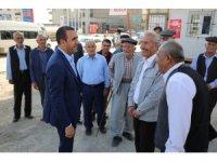 Başkan Bedirhanoğlu bir dizi denetim gerçekleştirdi