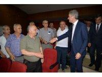 Bolu'da muhtarlara imar barışı anlatıldı