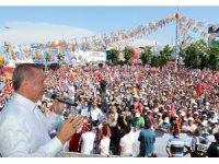 Cumhurbaşkanı Erdoğan'dan Yalova'da yasal değişiklik mesajı