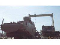 Türk tersaneleri Avrupa'ya gemi yetiştiremiyor