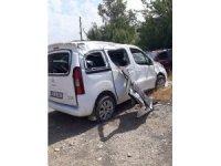Silopi'de trafik kazası: 3 ölü, 2 yaralı