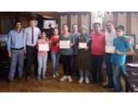 Nevvar Salih İşgören Vakfı çocuklarından başarı gururu