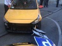 Moskova'da taksi terörü