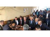 """Milletvekili Aydemir: """"Vakit mukaddesata sadakat vakti"""""""