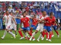 2018 FIFA Dünya Kupası: Kosta Rika: 0 - Sırbistan: 1