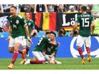 2018 FIFA Dünya Kupası: Almanya: 0 - Meksika: 1