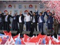 Çelik'ten Antalyalılara miting teşekkürü