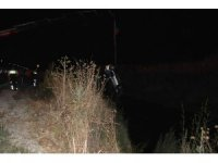 Muğla'da otomobil su kanalına devrildi; 5 yaralı