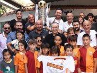 Mustafa Cengiz taraftarlarla buluştu