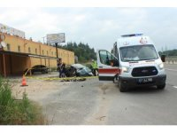 Bilecik Bayırköy'de trafik kazası: 1'i bebek 3 ölü