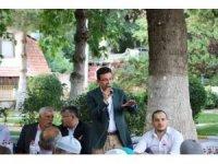 """Milletvekili Uslu: """"AK Parti yapmayı vaat ediyor"""""""