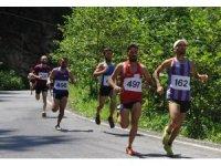 Köprübaşı'nda nefes kesen yarış