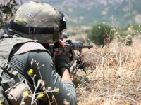 Son bir haftada 22 teröristin etkisiz hale getirildi
