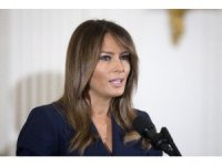 Melania Trump'tan, Beyaz Saray'ın göçmen politikalarına eleştiri