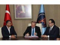 Antalya Teknokent Bilişim Vadisi için ilk imza atıldı.