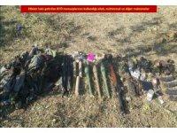 Hani'de şehit askerin faili 2 terörist öldürüldü