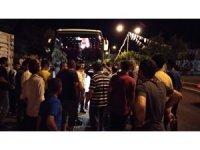 Siverek'te yolcu otobüs ile minibüs çarpıştı: 3 yaralı