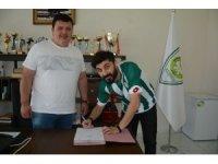Manisa BBSK Ufukhan Bayraktar ile sözleşme yeniledi