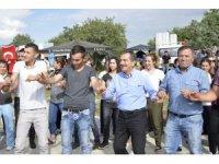 Başkan Ataç bayram sevincini paylaştı