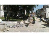 Gebze'de cadde ve sokaklar yenileniyor