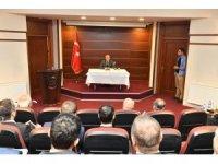 Vali Karahan'dan yatırımlar tamamlanmasın talimatı