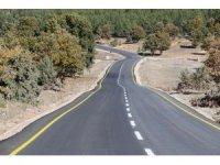 Gördes'e 163 kilometrelik asfalt