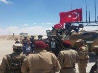 Türk askeri Menbiç'te göreve başladı