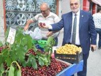 """Ahmet Yelis: """"Tarım arazilerinin boşta kalması bize haramdır"""""""
