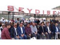 Başkan Tutal yayla şenliklerine katıldı