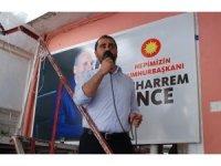 CHP Milletvekili Adayı Kılınç Besni'de partililerle bir araya geldi