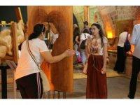 Bayramda Odunpazarı galerilerini 10 bin kişi ziyaret etti