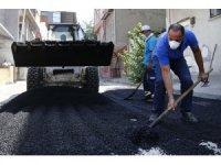 Konak'tan asfalt seferberliği