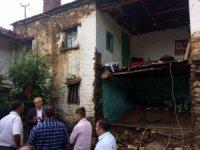 Sel felaketinin ardından Salihli'de yaralar sarılıyor