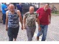 Hırsızlık şüphelisi 2 kardeş adliyeye sevk edildi