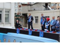 Vakfıkebir AK Parti Millletvekili adaylarını bağrına bastı