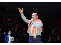 """İçişleri Bakanı Soylu: """"Biz o Kandil'e Türk bayrağını dikiyoruz, dikeceğiz"""""""