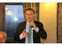 Gençlik ve Spor Bakanı Osman Aşkın Bak;