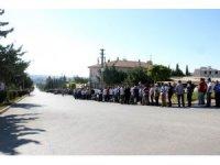 Kilis'te 6 aylık iş için binlerce başvuru