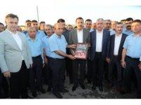 """Bakan Tüfenkci: """"Vizyon sahibi olmayan liderlere mi işi teslim edeceğiz"""""""