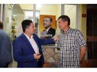 Başkan Avcı seçim çalışmalarına devam ediyor