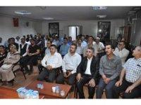 AK Parti Adayı Kirazoğlu kamu çalışanları ile buluştu