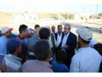 Demirkol kırsal mahallelerde vatandaşlarla  bir araya geldi