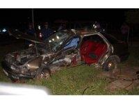 Antalya'da trafik kazası: 1 ölü, 7 yaralı