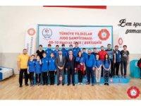 İl Müdürü Yıldız, Türkiye Yıldızlar Judo Şampiyonasına katıldı