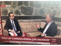 """UDH Bakan Ahmet Arslan, """"İnce Laf cambazlığında çok mahirdir"""""""
