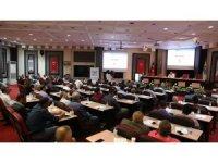 Melikgazi Belediye çalışanlarına SGK'dan bilgilendirme toplantısı