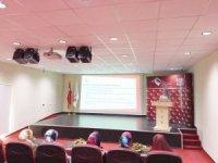 """Din görevlilerine """"Çocuğa Yaklaşım"""" semineri düzenlendi"""